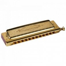 Hohner Super Chromonica 48 Gold